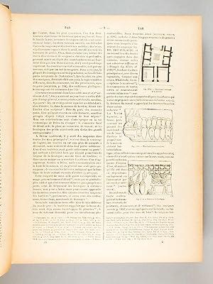 Dictionnaire des Antiquités Grecques et Romaines. Tab - Vas [ Fascicules 46 à 49 ]: ...