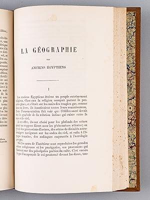 Revue des Questions Scientifiques. Quatrième Année Tome Huitième 1880 : [ ...