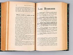 Romans-Revue. Revue des Lectures, Mensuel, littéraire, pratique. Dixième Année...