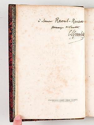 Oracula Sibyllina. Volumen prius [ Exemplaire dédicacé par l'auteur ]: ALEXANDRE...