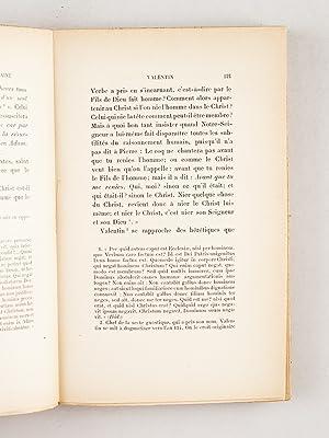 L'Incarnation d'après Saint Thomas d'Aquin.: VILLARD, Père A.