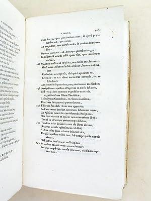 S.P.N. Gregorii Theologi Archiepiscopi Constantinopolitani, Operum. Collectio Selecta SS. Ecclesiae...
