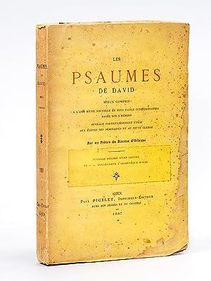 Les Psaumes de David mieux compris à l'aide d'une nouvelle et plus facile interpr&...