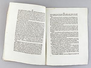Plaidoyer pour Me Pierre-Jacques-Jean Barbot, Avocat en la Cour, Demandeur, contre Me Pierre ...