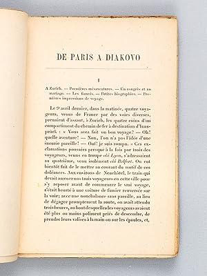 De Paris à Diakovo. Un mariage en Croatie.: ROUSSEL, Auguste