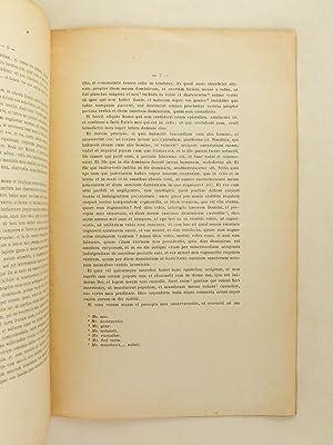 La Lettre du Christ tombée du ciel. Le manuscrit 208 de Toulouse.: RIVIERE, Ernest-M.