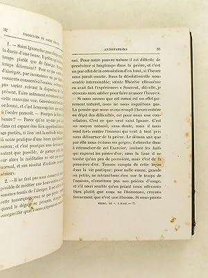 Le Livre des Exercices de Saint Ignace de Loyola expliqué et développé par le ...