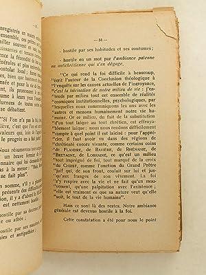 Mystique d'Unité et Apostolat Moderne.: FILLERE, R. P.
