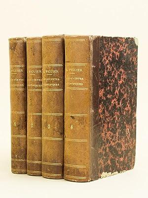 Exposition et Histoire des Principales Découvertes Scientifiques Modernes (4 Tomes - Complet...