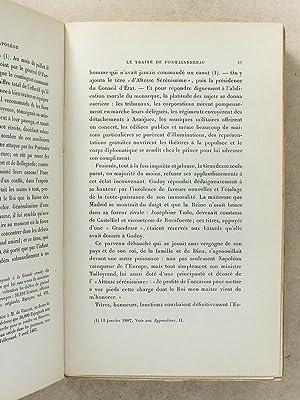 L'Espagne et Napoléon , 1804 - 1809: GRANDMAISON, Geoffroy de