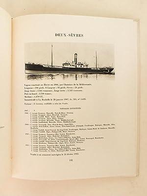 Compagnie de Navigation d'Orbigny 1865 - 1950: Collectif