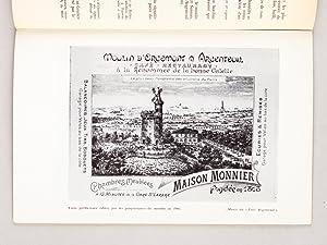 Argenteuil et son passé. 12 : Surnom et sobrique ; le moulin d'Orgemont ; la guerre ...