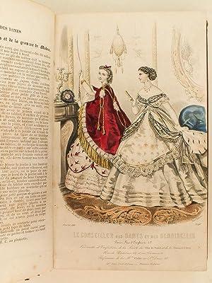 Le Conseiller des Dames et des Demoiselles. Journal d'Economie domestique et de travaux &...