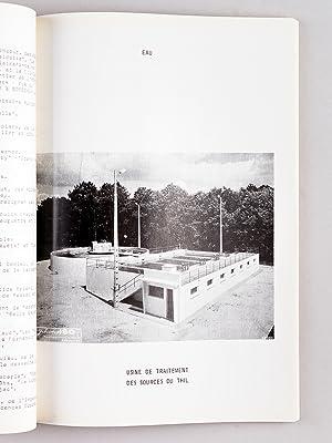 Communauté urbaine de Bordeaux. Compte rendu d'activité Exercice 1970: Collectif...