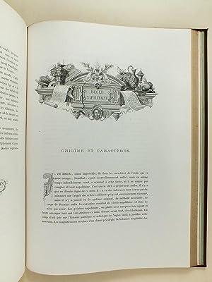 Tome 3 du Musée élégant, collection historique et artistique. Galeries ...