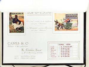 1878 - 1928 Pour la nouvelle année: CAMIS & Cie