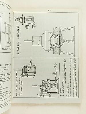 Applications industrielles et agricoles de la Chimie organique. Ecole Centrale des Arts et ...