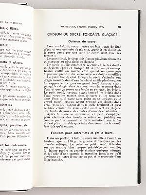 Le Nouveau Mémorial de la Pâtisserie et des Glaces contenant 3500 Recettes de Pâ...