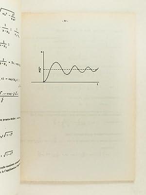 Vibrations mécaniques. 1ère Partie. Ecole centrale des Arts & Manufactures, 1ere ...
