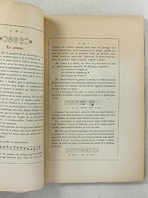 Le petit harmoniste grégorien - Nouvelle édition contenant les principes de musique, ...