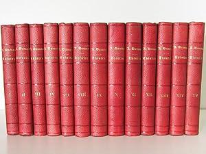 Théâtre Complet de Alexandre Dumas [ 13 Tomes sur 15 - Manquent Tomes 5 et 6 ]: DUMAS,...