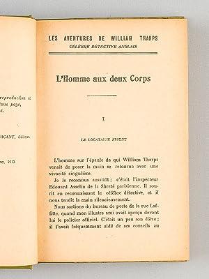 L'Homme aux deux Corps.: MEIRS, George