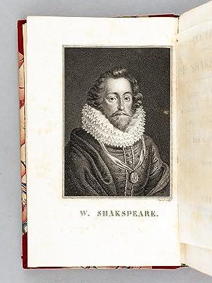 Oeuvres complètes de Shakspeare traduites de l'anglais par Letourneur (13 Tomes - ...