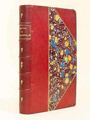 Théatre de Collin d'Harleville suivi de Poésies Fugitives avec une introduction ...