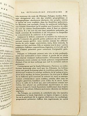 Pologne et Russie [ Livre dédicacé par l'auteur ]: KRAKOWSKI, Edouard