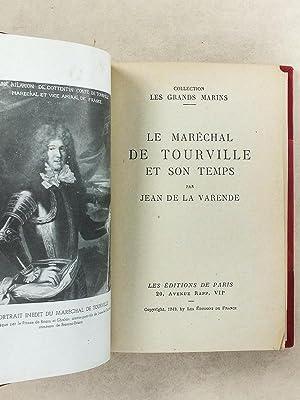 2 livres coll. Les grands Marins ] Le Maréchal de Tourville et son temps ; Suffren et ses ...