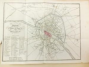Histoire physique, civile et morale de Paris. Atlas [ Atlas seul ]: DULAURE, J.-A.