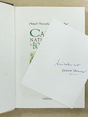 Carnets naturalistes en Bourgogne [ exemplaire dédicacé ]: VAUCOULON, Patrick ; ...