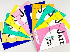 Tout sur le Jazz. Bulletin du Hot-Club de France. N° 144 - 145 - 146 - 147 - 148 - 149 - 150 - ...