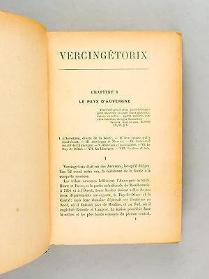 Vercingétorix [ Livre dédicacé par l'auteur ]: JULLIAN, Camille
