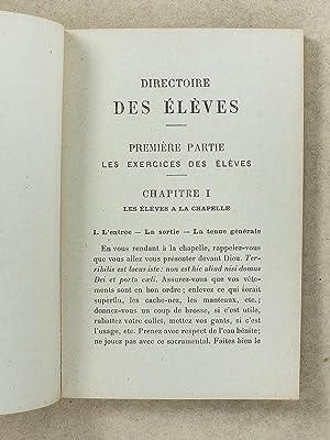 Directoire des Elèves: Alliance des Maisons d'Education Chrétienne