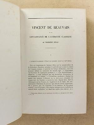 Revue des questions historiques - Tome dix-septième [ Tome 17 , neuvième année...