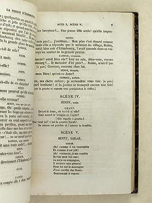 La Statue , opéra-comique en trois actes [ Suivi de : ] La Prison d'Edimbourg. op&...