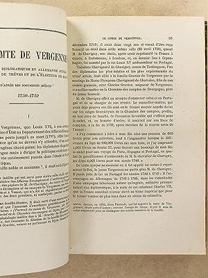 Revue des questions historiques - Tome Quarante-quatrième [ Tome 44 , Vingt-troisième...