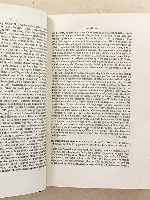 Bibliographie catholique , Tome XVI ( 16 ) , Seizième année 1856 - 1857 [ ...