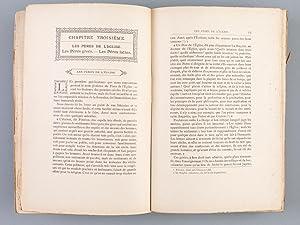 L'Eloquence de la Chaire. Histoire littéraire de la Prédication.: BOUCHER, Abbé ...