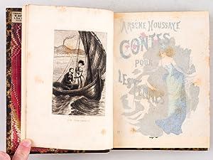 Contes pour les femmes (5 Tomes en 1 vol. - Complet): HOUSSAYE, Arsène ; Hanriot de Solar (ill.)