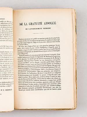 Revue du Monde Catholique. Recueil politique, scientifique, historique et littéraire. Neuvi&...