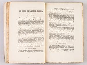 Revue du Monde Catholique. Recueil politique, scientifique, historique et littéraire. Treizi...