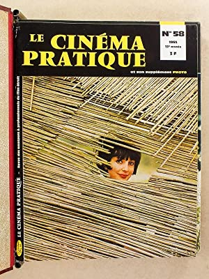 Le Cinéma pratique, Revue des amateurs et professionnels du film étroit ( Lot de 9 ...