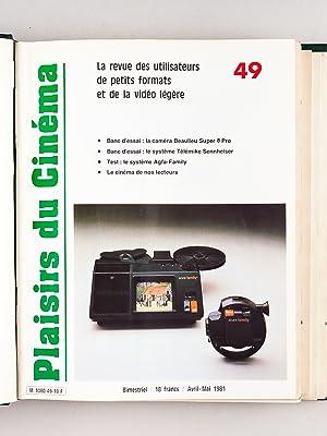 Plaisirs du cinéma , la revue des utilisateurs de petits formats et de la vidéo l&...