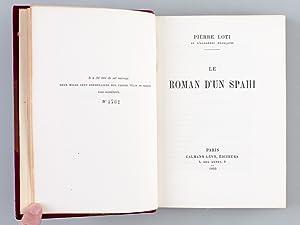 Le Roman d'un Spahi: LOTI, Pierre