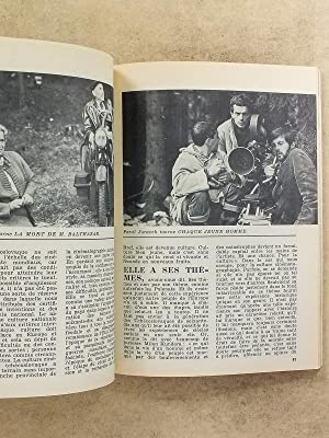 Cinéma 67 , Le guide du spectateur ( Année 1967 complète - 10 numéros )...