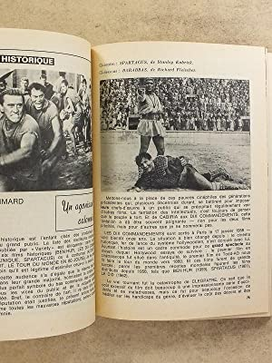 Cinéma 69 , Le guide du spectateur ( Année 1969 complète - 10 numéros )...
