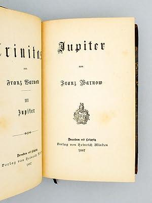 Trinitas : Band III : JUPITER: WARNOW, Franz [ MANN, Wilhelm ]