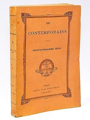 Les Contemporains , Trente-troisième série ( 33 ) , 1908 [ Contient : ] Gustave ...